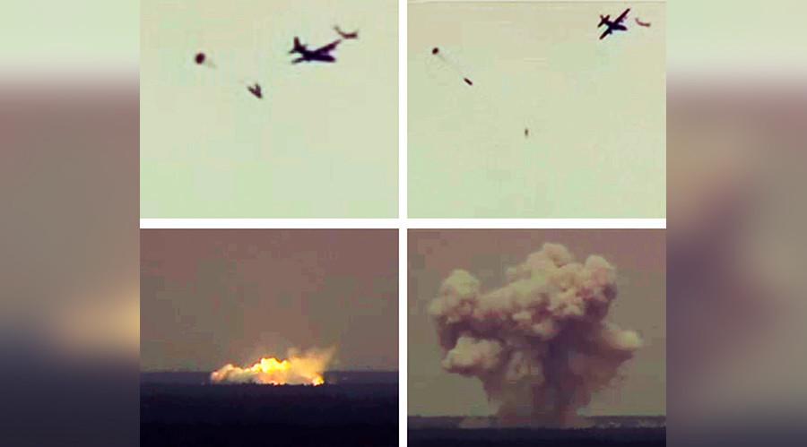 Découvrez la «Mère de toutes les bombes» : 6 faits sur la bombe larguée par Trump sur l'Afghanistan
