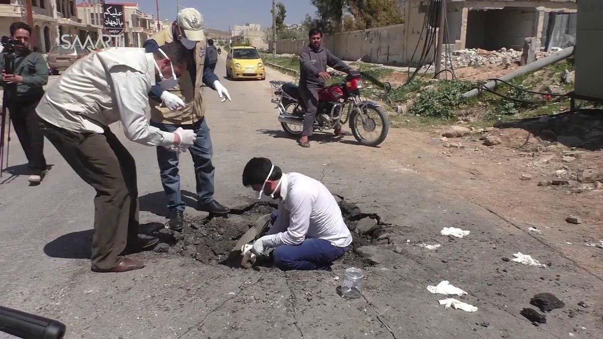 Un professeur du MIT veut une enquête sur la politique menée par Washington en Syrie