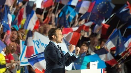 Macron a joué la carte locale, à Marseille