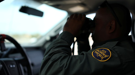 Le nombre de clandestins en provenance du Mexique tentant de rejoindre les Etats-Unis est en forte baisse