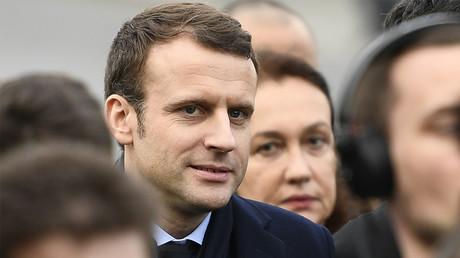 Emmanuel Macron bien renseigné sur l'«invité surprise» de L'Emission politique ?