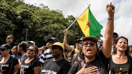 Jusqu'où ira le conflit social en Guyane ?