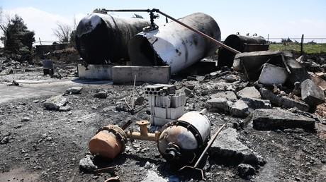 Conséquences de l'attaque américaine contre la base d'Al-Chaayrate
