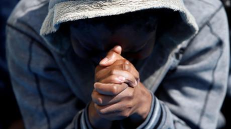 La Libye est une «vallée de larmes» pour les migrants, torturés et vendus sur des marchés d'esclaves
