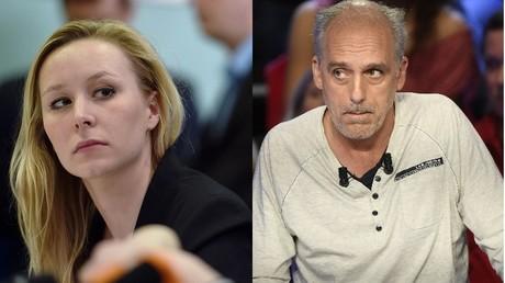 «Crasseux, mal rasé, mal élevé» : Marion Maréchal-Le Pen raille (encore) le look de Philippe Poutou