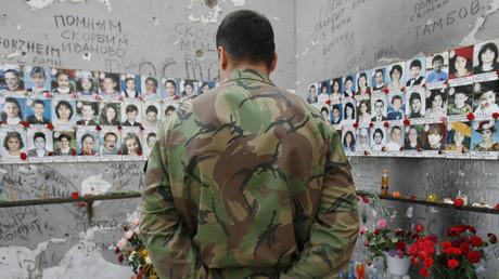 Moscou juge inadmissible le jugement de la CEDH l'accusant de négligence dans la tuerie de Beslan