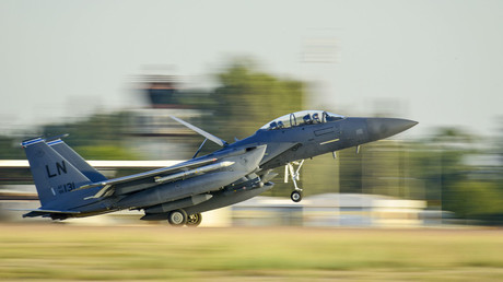 Un avion de guerre américain (photographie d'illustration)