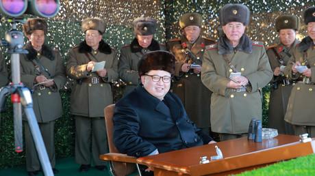 La Corée du Nord prête à faire la guerre aux Etats-Unis