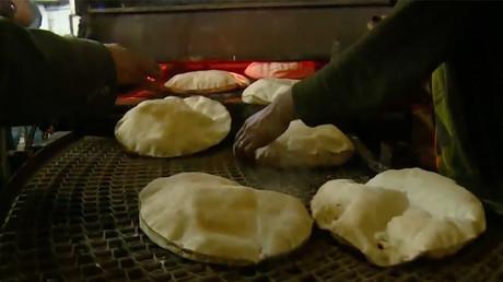 Boulangerie restaurée d'Alep