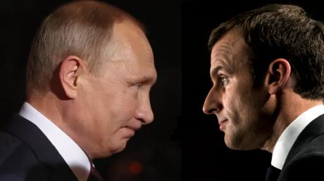 Emmanuel Macron pense être le mieux placé pour dialoguer avec Vladimir Poutine
