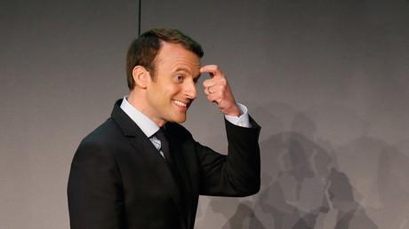 Emmanuel Macron n'écrit pas ses discours