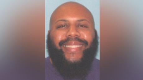 Steve Stephens, suspect recherché aux Etats-Unis