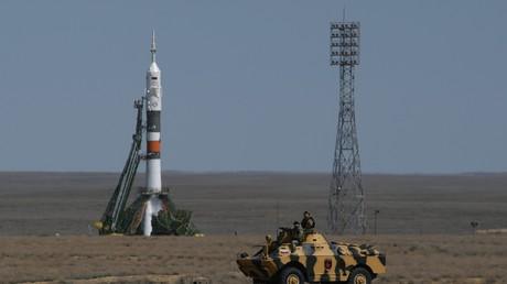 Les astronautes russe et américain décollent vers l'ISS à bord d'une fusée Soyouz (VIDEO)
