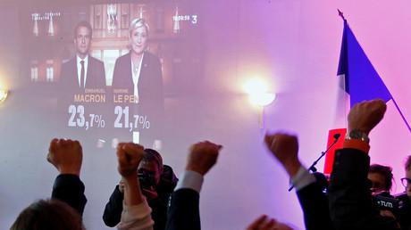 Au QG de Marine Le Pen