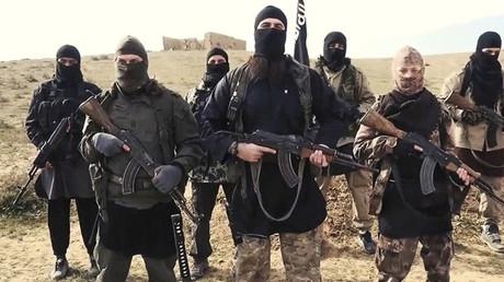 Des combattants de Daesh (image d'illustration)