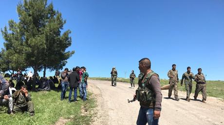 Des raids aériens turcs en Syrie et en Irak auraient tué plus de 20 combattants kurdes