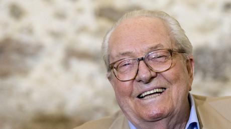 Jean-Marie Le Pen salue le positionnement de Jean-Luc Mélenchon après le premier tour