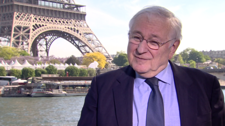 Jacques Cheminade sur la présidentielle : «On rentre dans un temps de troubles»