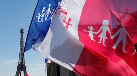 La Manif pour tous appelle à s'opposer à Macron et dénonce son programme «anti-famille»
