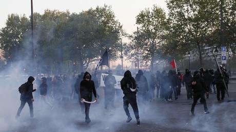Des violences avaient déjà eu lieu le 23 avril au soir