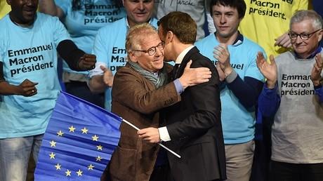 De Cohn-Bendit à BHL, ces 5 héritiers de la génération mai 68 qui se sont mis en marche pour Macron