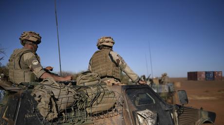 Soldats français au Mali