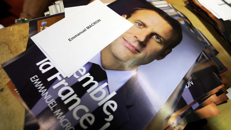 Macron renonce à exiger de ses candidats qu'ils quittent leur parti pour les législatives