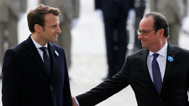 «Emmanuel Macron c'est le tour de force de François Hollande qui a réussi à se faire réélire»