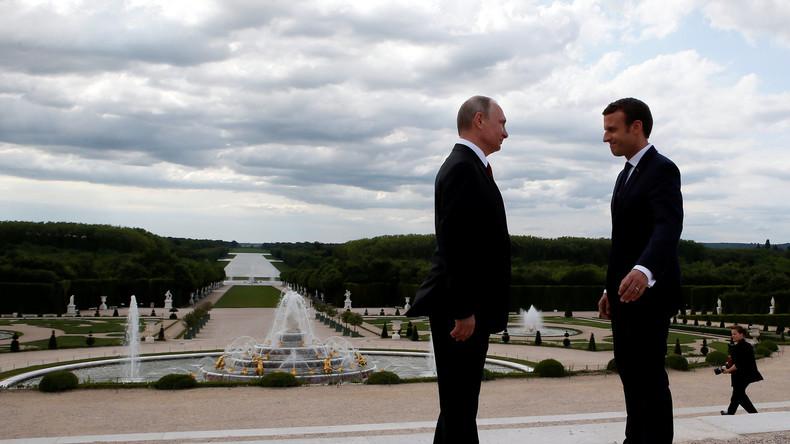 Macron-Poutine : savoir raison garder