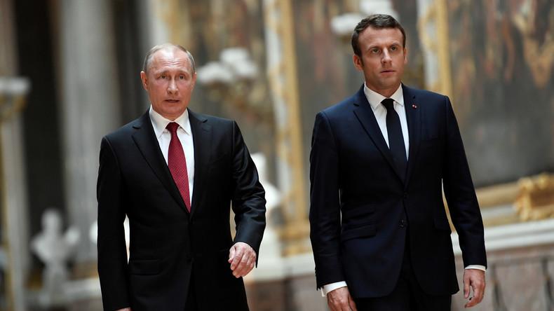 Macron face à RT : «réaction excessive qui a dévoilé un tempérament autoritaire et colérique»
