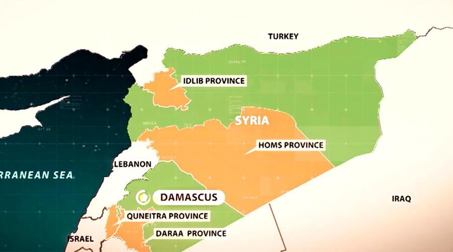 «Les zones de désescalade» en Syrie : qu'en sait-on ?