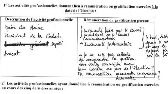 Déclaration de patrimoine, lobbying chez Areva, absentéisme : les casseroles d'Edouard Philippe
