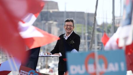 Jean-Luc Mélenchon a refusé d'appeler à voter pour Emmanuel Macron