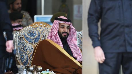 Le ministre de la Défense saoudien Mohammed ben Salmane Al Saoud