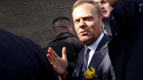 Le président du Conseil européen laisse entendre que le Brexit est menacé