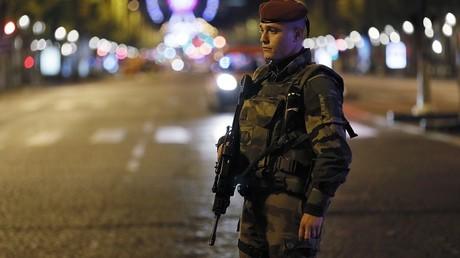 Un homme soupçonné de préparer une attaque contre une base militaire arrêté à Evreux