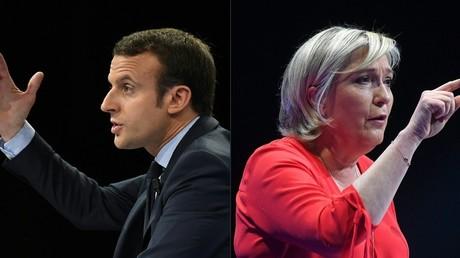 Globe-trottoirs : Marine Le Pen et Emmanuel Macron vus par les habitants du monde (VIDEOS)