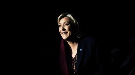 Marine Le Pen le 4 mai 2017