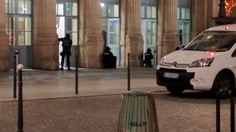 La Gare du Nord à Paris a été évacuée durant deux heures dans la nuit du 8 au 9 mai