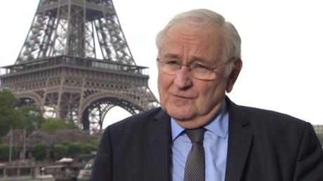 Jacques Cheminade : «En novembre, Macron n'aura pas plus de 20% d'approbation dans la population»
