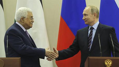 Rencontre Abbas-Poutine : la Russie soutient la reprise du dialogue entre Israël et la Palestine