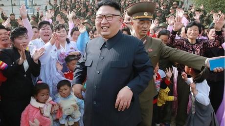 Le chef d'Etat nord-coréen Kim Jong-un