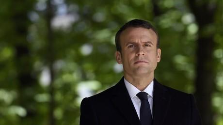 Emmanuel Macron a été interpellé sur Twitter par la Licra, qui accuse d'antisémitisme un candidat LREM