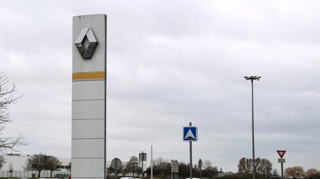 L'usine Renault de Douai