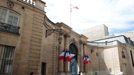 Le palais de Matignon