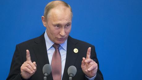 Le président russe souhaite trouver une solution diplomatique concernant la Corée du Nord