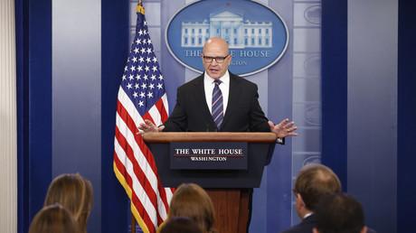 Le conseiller américain à la Sécurité nationale, le général H.R. McMaster, a pris la défense de son président