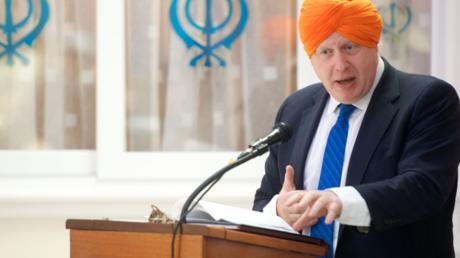Le chef de la diplomatie britannique est un habitué de la controverse