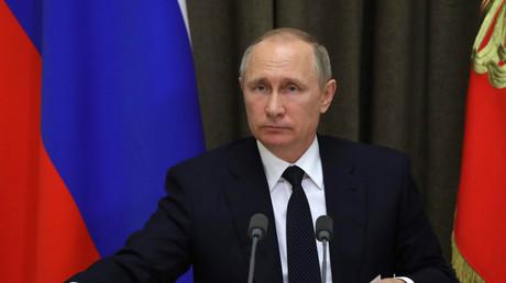 Poutine à Paris le 29 mai ? L'annonce se fera «en temps voulu», selon le Kremlin