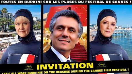 L'invitation lancée par Rachid Nekkaz pour le 26 mai